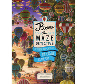 Laurence King Publishing Pierre the Maze Dective: The Curious Case of the Castle in the Sky