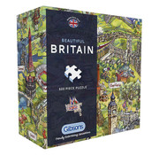Gibsons Gibsons Beautiful Britain Puzzle 500pcs