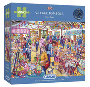 Gibsons Gibsons Village Tombola Puzzle 500pcs XL
