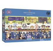 Gibsons Gibsons Fido's Coffee Bar Puzzle 636pcs
