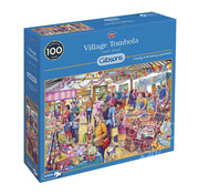 Gibsons Gibsons Village Tombola Puzzle 1000pcs