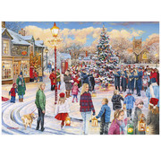 Gibsons Gibsons Christmas Chorus Puzzle 1000pcs