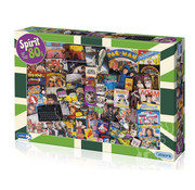 Gibsons Gibsons Spirit of the 80s Puzzle 1000pcs