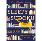 St. Martin's Publishing Will Shortz Presents Sleepy Sudoku