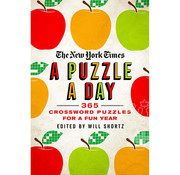 St. Martin's Publishing New York Times Puzzle a Day