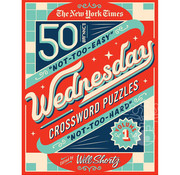St. Martin's Publishing New York Times Wednesday Crossword Puzzles Volume 1
