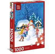 Trefl/Pierre Belvedere Trefl Friendly Snowman Puzzle 1000pcs