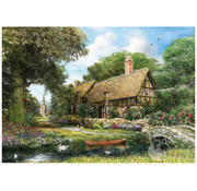 Trefl/Pierre Belvedere Trefl Country Summer House Puzzle 1000pcs