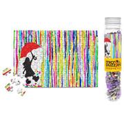 MicroPuzzles MicroPuzzles Rainbow Rain Puzzle 150pcs