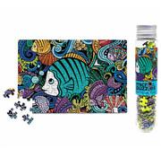 MicroPuzzles MicroPuzzles Fish Doodle Mini Puzzle 150pcs