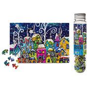 MicroPuzzles MicroPuzzles Winter Wonderland Mini Puzzle 150pcs