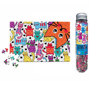 MicroPuzzles MicroPuzzles Cats - Brian's Worst Nightmare Mini Puzzle 150pcs