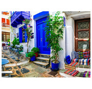 Playful Pastimes Playful Pastimes Greek Alley Puzzle 1000pcs
