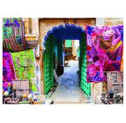 Playful Pastimes Playful Pastimes Colors of India Puzzle 1000pcs