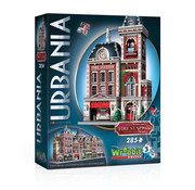 Wrebbit Wrebbit Urbania Fire Station Puzzle 285pcs