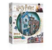 Wrebbit Wrebbit Harry Potter Diagon Alley Collection: Ollivander's Wand Shop™ and Scribbulus™ Puzzle 305pcs
