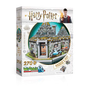 Wrebbit Wrebbit Harry Potter Hagrid's Hut Puzzle 270pcs