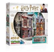 Wrebbit Wrebbit Harry Potter Diagon Alley Puzzle 450pcs