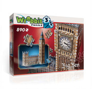 Wrebbit Wrebbit Big Ben Puzzle 890pcs