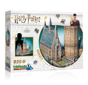 Wrebbit Wrebbit Harry Potter Hogwarts: Great Hall Puzzle 850pcs