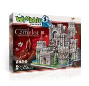 Wrebbit Wrebbit Castles & Cathedrals King Arthur's Camelot Puzzle 865pcs
