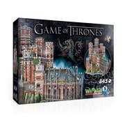 Wrebbit Wrebbit Game of Thrones The Red Keep Puzzle 845pcs