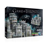 Wrebbit Wrebbit Game of Thrones Winterfell Puzzle 845pcs