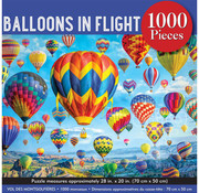 Peter Pauper Press Peter Pauper Press Balloons in Flight Puzzle 1000pcs