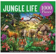 Peter Pauper Press Peter Pauper Press Jungle Life Puzzle 1000pcs