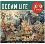 Peter Pauper Press Peter Pauper Press Ocean Life Puzzle 1000pcs