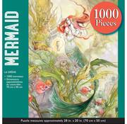 Peter Pauper Press Peter Pauper Press Mermaid Puzzle 1000pcs