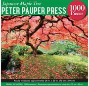 Peter Pauper Press Peter Pauper Press Japanese Maple Tree Puzzle 1000pcs