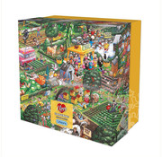 Gibsons Gibsons I Love Gardening Puzzle 500pcs