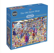 Gibsons Gibsons The Old Sweet Shop Puzzle 1000pcs