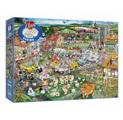 Gibsons Gibsons I Love Spring Puzzle 1000pcs