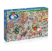Gibsons Gibsons I Love Weddings Puzzle 1000pcs