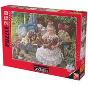 Anatolian Anatolian Holly's Bears Puzzle 260pcs