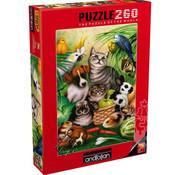 Anatolian Anatolian Magic Pets Puzzle 260pcs