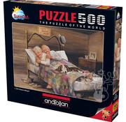 Anatolian Anatolian No Place Like Home Puzzle 500pcs