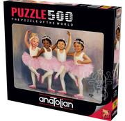 Anatolian Anatolian Little Ballerinas Puzzle 500pcs