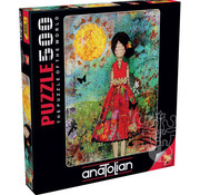 Anatolian Anatolian Let The Sun Shine In Puzzle 500pcs