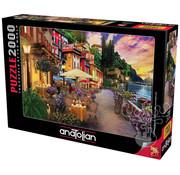 Anatolian Anatolian Lake Como Puzzle 2000pcs