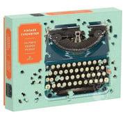Galison Galison Vintage Typewriter Shaped Puzzle 750pcs