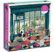 Galison Galison Wonder & Bloom Puzzle 500pcs