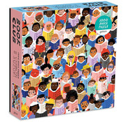 Galison Galison Book Club Puzzle 1000pcs