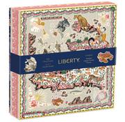 Galison Galison Liberty London Maxine Double Sided Puzzle 500pcs