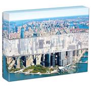 Galison Galison Gray Malin New York City Double Sided Puzzle 500pcs