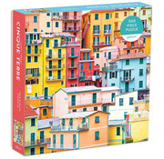 Galison Galison Ciao from Cinque Terre Puzzle 500pcs