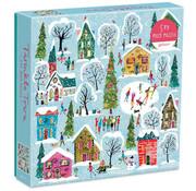 Galison Galison Twinkle Town Puzzle 500pcs