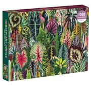 Galison Galison Houseplant Jungle Puzzle 1000pcs